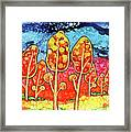 Daydream Park Framed Print