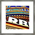 Dc Coffee Break Framed Print