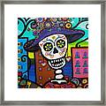 Dead And The City Framed Print