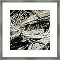Dead Joshua Wood Framed Print