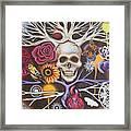 Death Becomes Me Framed Print