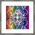 Decorative 10 Framed Print