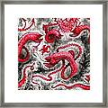 Deep Sea Devils  Framed Print