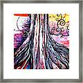 Deeply Rooted II Framed Print