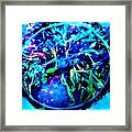 Different View Of Topgraphy Framed Print