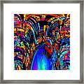 Distant Future Framed Print