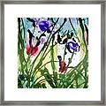 Divine Blooms-21174 Framed Print