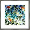 Divine Blooms-21180 Framed Print