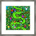 Divine Serpent Framed Print