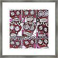 Dod Art 123i Framed Print