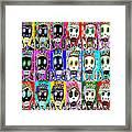 Dod Art 123nbv Framed Print