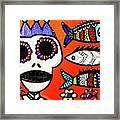 Dod Art 123uyt Framed Print