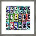 Dod Art 123uytt Framed Print