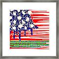 Don't Play The Anthem At Any Sporting Events. Framed Print