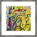 Doodle 4 Framed Print