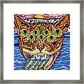 Dover Cat Framed Print