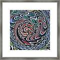 Dragon's Eye Framed Print