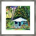 Dreams Of Kauai 2 Framed Print