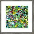 Eclectic Framed Print