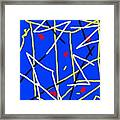 Electric Midnight Framed Print by Paulo Guimaraes