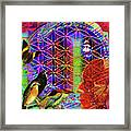Electromagnetic  Framed Print by Joseph Mosley