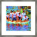 Epiphany Boys Framed Print