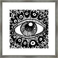 Eye Of March Framed Print