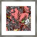 Fall Flourish Framed Print