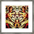 Fallen Angels 1503 Davinci Framed Print
