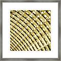Fancy Roof 2 Framed Print