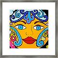 Feeling Groovy Framed Print