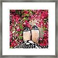 Feet Around The World #18 Framed Print