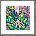 Feline Feedback Loop Framed Print