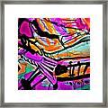 Femme-fatale-15 Framed Print