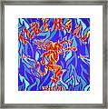 Fireball 2 Framed Print