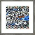 Fish Group Framed Print