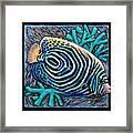 Fish Number Nine Framed Print