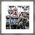 Flagler College View Framed Print