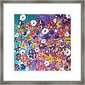 Floral Theme Framed Print