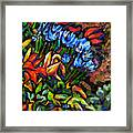 Flower Culture 222 Framed Print