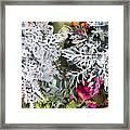 Flowers Of Boca I Framed Print