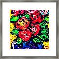 Flowers Study 71916 Framed Print
