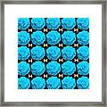 For Every Blue Rose There Is A Butterfly Framed Print