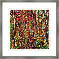 Forest Clearing II Framed Print