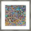 Four Hundred And One Hearts Framed Print