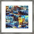Freeway Park 3 Framed Print