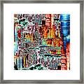 Freeway Park 6 Framed Print