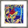 Fruit Of The Rain Forest Framed Print