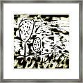 Fun In Trees 6 Framed Print