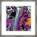 Funky Pop-14 Framed Print